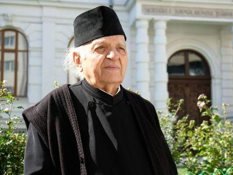 Părintele Nicolae Bordaşiu, înmormântat azi la Cernica