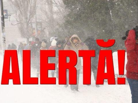Ninge în Bucureşti! Ce se întâmplă cu vremea în următoarele zile