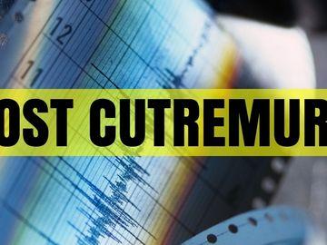 Cutremur marţi seară! Zonele în care s-a simţit puternic