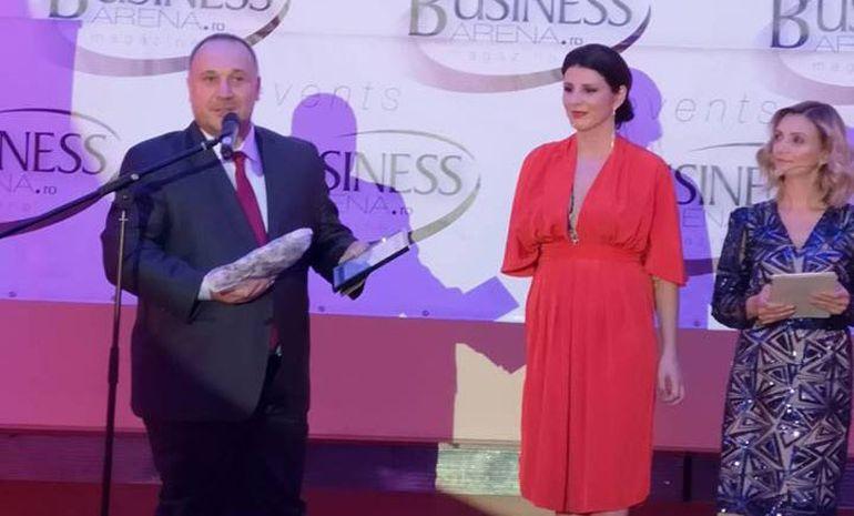 Kanal D, desemnata Televiziunea Anului, la  Premiile Business Arena pentru Excelenta