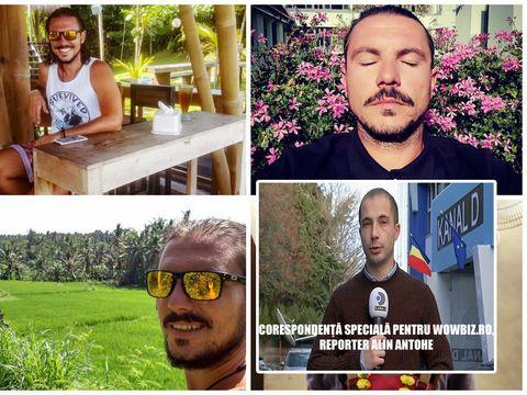 Ce destin! Bogdan, tânărul român care a murit în Cambogia, a scăpat ca prin minune din tragedia de la #Colectiv! Ce povesteşte omul care l-a văzut ultima oară în viaţă! Corespondenţă specială Alin Antohe