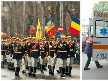 Parada nu a fost lipsită de incidente! 17 bucureşteni au ajuns la spital