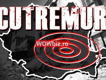 Cutremure în lanţ în România, în mai puţin de 24 de ore! Ce magnitudine au înregistrat