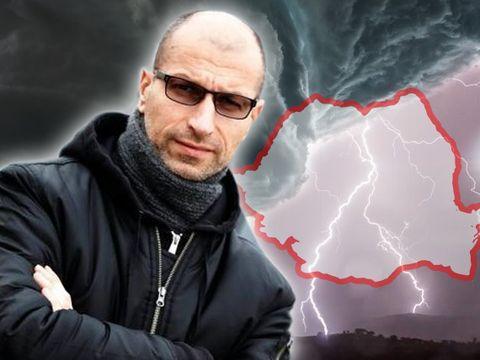 """Ioan Burculeţ, previziuni devastatoare pentru România! """"Totul va începe într-o noapte"""""""