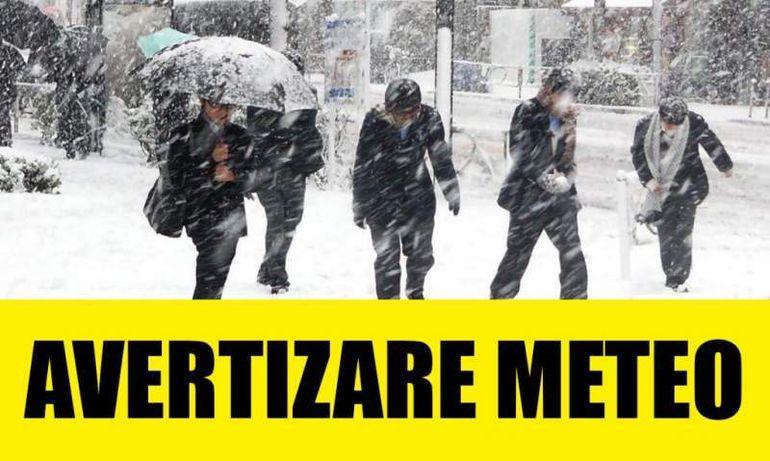 Meteorologii au anunţat ALERTĂ de vreme rea! Vom avea temperaturi extreme şi fenomene neobişnuite