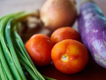 Reţete de post: Mâncare de vinete cu măsline