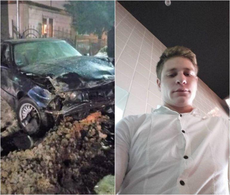 El este Cătălin, tânărul omorât de un şofer beat! Avea doar 29 de ani
