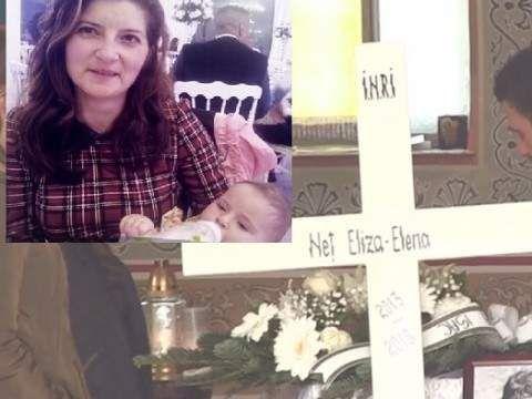 Oana Neţ, educatoarea din Timişoara care şi-a ucis fetiţa de 4 ani, şi-a primit pedeapsa