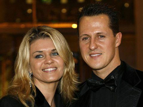 """Anunţul de ultimă oră făcut de soţia lui Michael Schumacher: """"Suntem foarte fericiţi"""""""