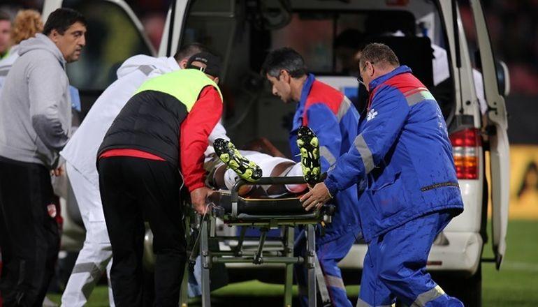 """Fratele fotbalistului mort pe stadionul Dinamo cere dreptate: """"Moartea lui este lipsita de importanta, caci este """"doar un negru"""" care a murit. Pentru ca pielea lui Patrick era neagra, nu a meritat sa fie resuscitat?"""""""