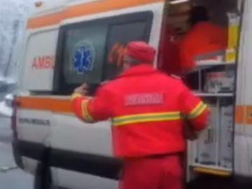Accident grav pe DN7! Sunt 4 victime!