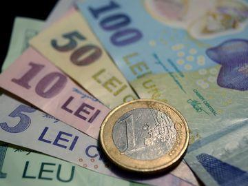 Curs valutar 14 ianuarie. Cursul BNR: cum este cotat Leul fata de Euro