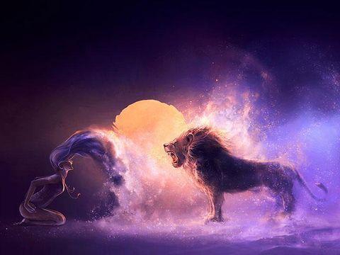 Horoscop WEEKEND 18-20 ianuarie 2019. Cum te schimba eclipsa totala de Luna plina sangerie in Leu? Eveniment ce apare doar de 28 ori intr-un secol!