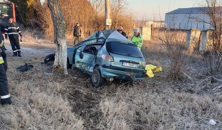 Accident grav în Constanţa! O persoană a murit, iar alta este în comă