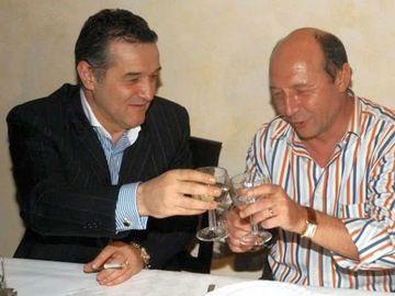 Gigi Becali detonează bomba! Ce dezvăluire a făcut despre Traian Băsescu