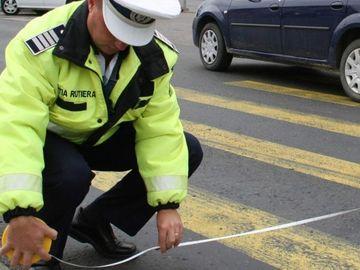 Accident cumplit în Covasna! Un pieton a fost spulberat de un şofer băut