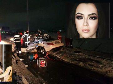Gabi Rîpan, ucisă într-un accident produs de un şofer drogat! Avea numai 20 de ani