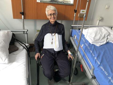 """Povestea cutremurătoare a unei mari arhitecte salvate de la moarte de medicii de la Spitalul Fundeni: """"Am renăscut odată cu transplantul de ficat"""""""