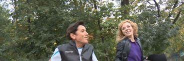 Nici nu stiti ce a facut Gianni Morandi prin Bucuresti? A luat-o la sanatoasa prin Cismigiu!