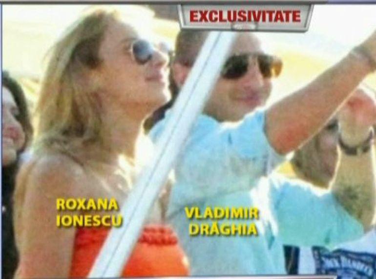 Vladimir Draghia a fost indragostit pana peste cap de Ilinca Vandici: