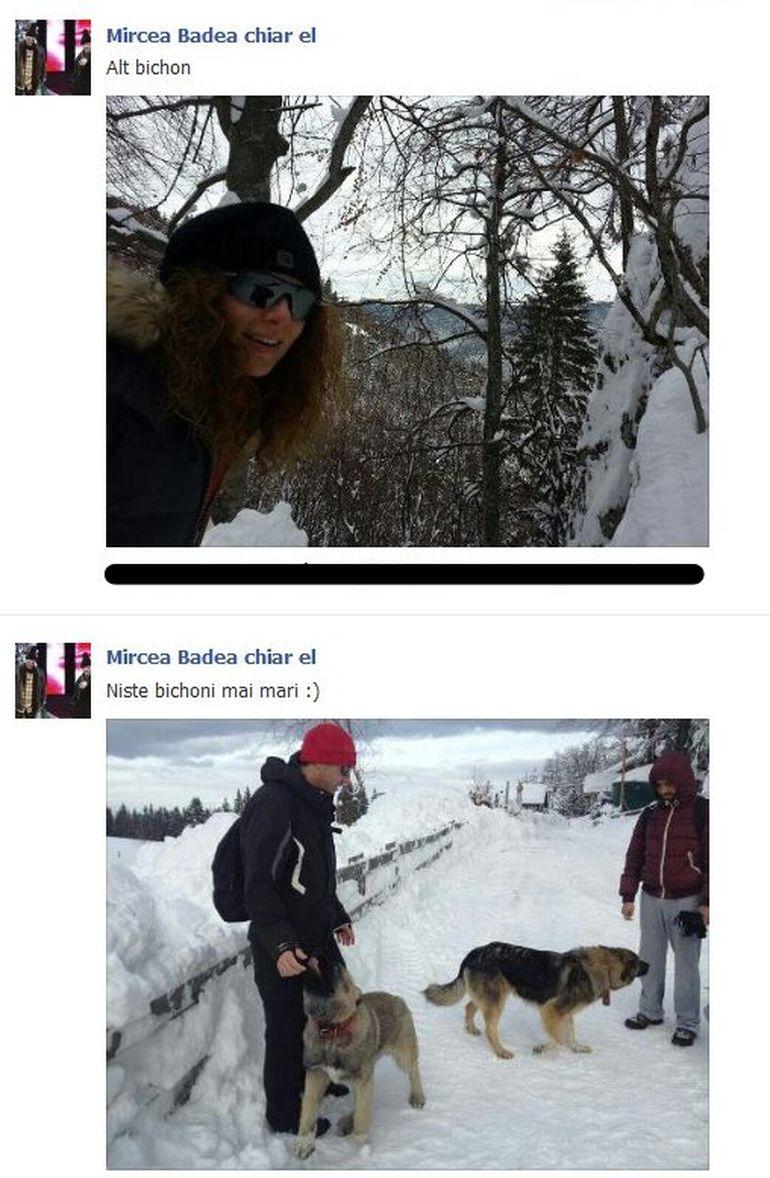 Vezi cum isi alinta Mircea Badea iubita! Nu te asteptai la un asemenea apelativ!