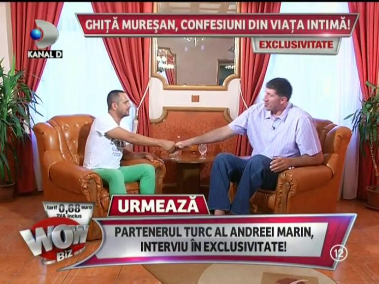 Interviu senzational cu Ghita Muresan! Niciodata nu l-ai mai vazut atat de degajat - A vorbit despre
