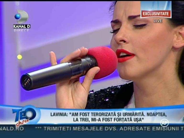 Aveai dubii in privinta calitatilor vocale ale Laviniei Parva? Ascult-o aici cantand LIVE