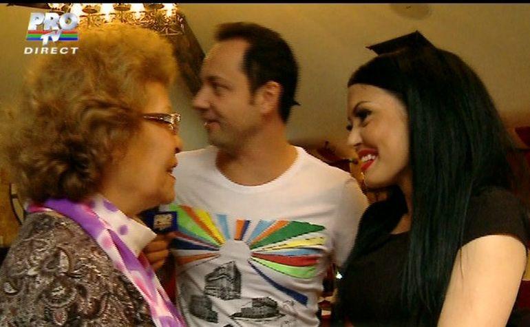 Dovada ca mama lui Stefan Stan nu era de acord cu casatoria cu Mantea! Uite cum a reactionat cand a aflat ca fiul ei o cere de nevasta pe Andreea!