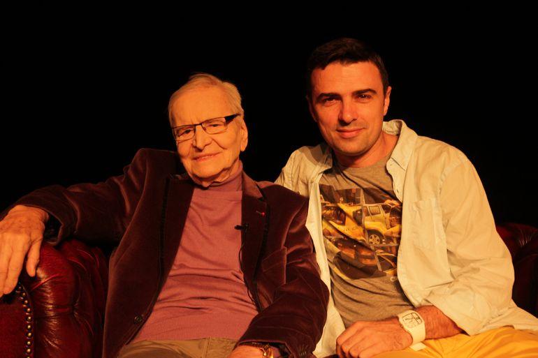 Cornel Ilie, despre colaborarea cu Radu Beligan pentru concertul VUNK:
