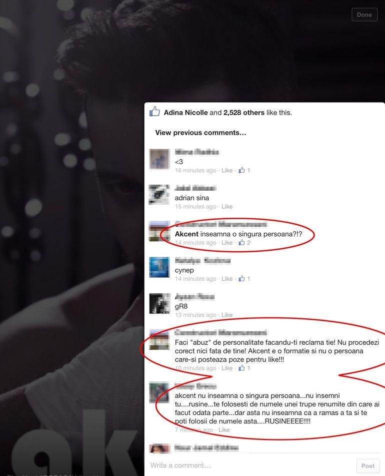 Adrian Sina, facut albie de porci de catre fanii trupei Akcent!
