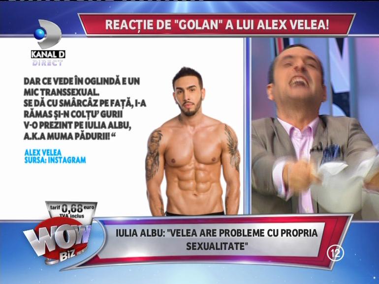 VIDEO! Reactia violenta a lui Madalin Ionescu la adresa lui Velea! Vezi cum l-a imitat in direct! MOMENTUL e SUPER TARE!