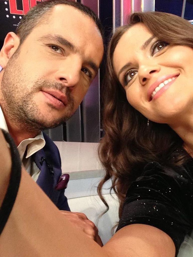 Madalin Ionescu si Cristina Siscanu au impodobit bradul! Uite cum arata
