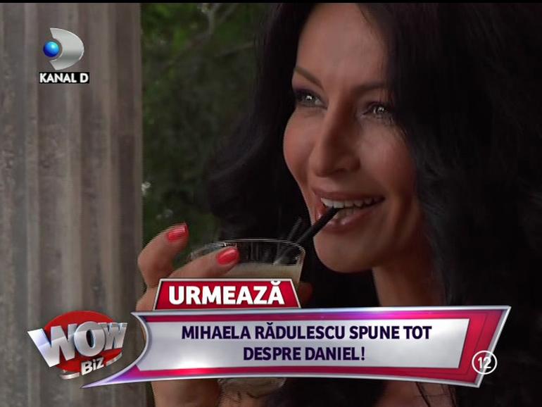 Mihaela Radulescu i-a dat 1.000 de euro barbatului pe care il considera hartuitor: