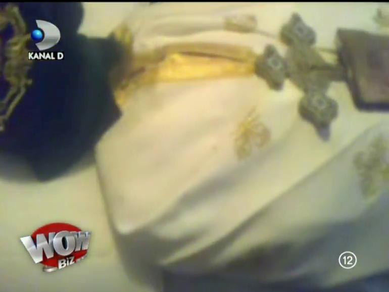 VIDEO Intamplare neobisnuita! Trupul parintelui Calciu tremura desi este mort de mai bine de 7 ani - Vezi aici IMAGINI WOW
