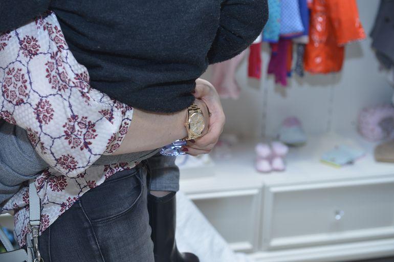 FOTO! In ciuda dramei prin care trece, Maria Marinescu se respecta! Uite ce bijuterie de ceas si-a achizitonat!