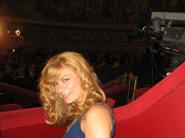 Fosta gimnasta Silvia Stroescu si-a descoperit marea pasiune: kartingul!