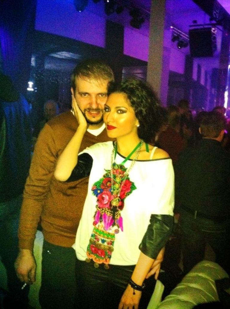 Anastacia se marita cu bodyguardul ei