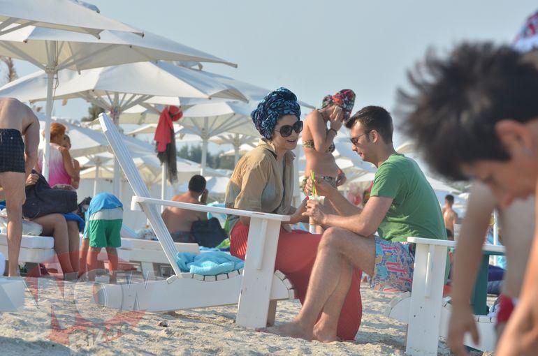 VIDEO! Andrei Sota, la plaja cu iubita! E indragostit lulea!