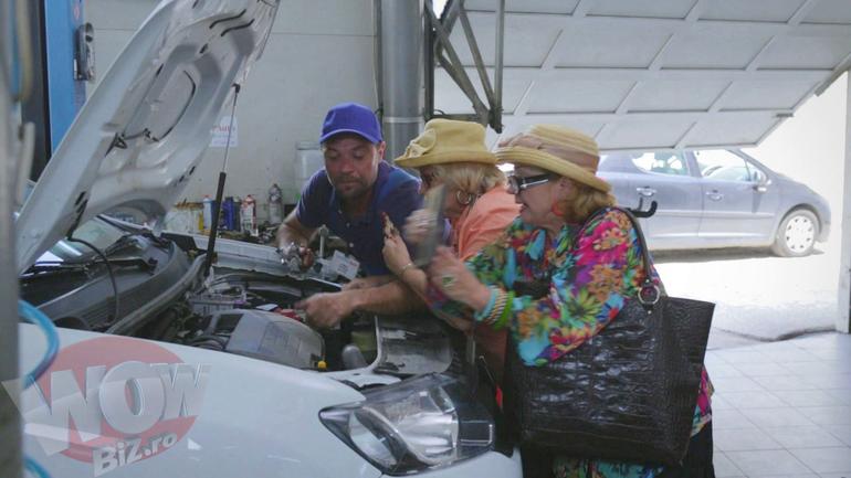 Video | Au innebunit babele!? Uite-le cum pupa si se inchina la o masina! Motivul il veti afla doar in Discote-K, din 13 septembrie, la Kanal D