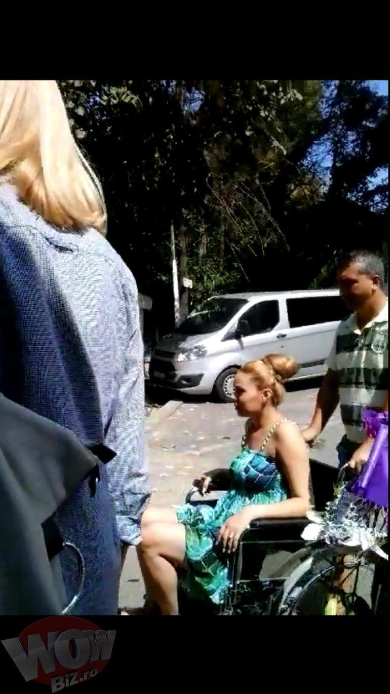 VIDEO Legatura incredibila intre Moni Gabor si iubita lui Nicolae Guta! Beyonce de Romania a fost cazata in aceeasi rezerva de lux din maternitatea de la Elias in care a stat si diva cand a deveniit mamica! Nici la hotel n-ai vazut atata lux