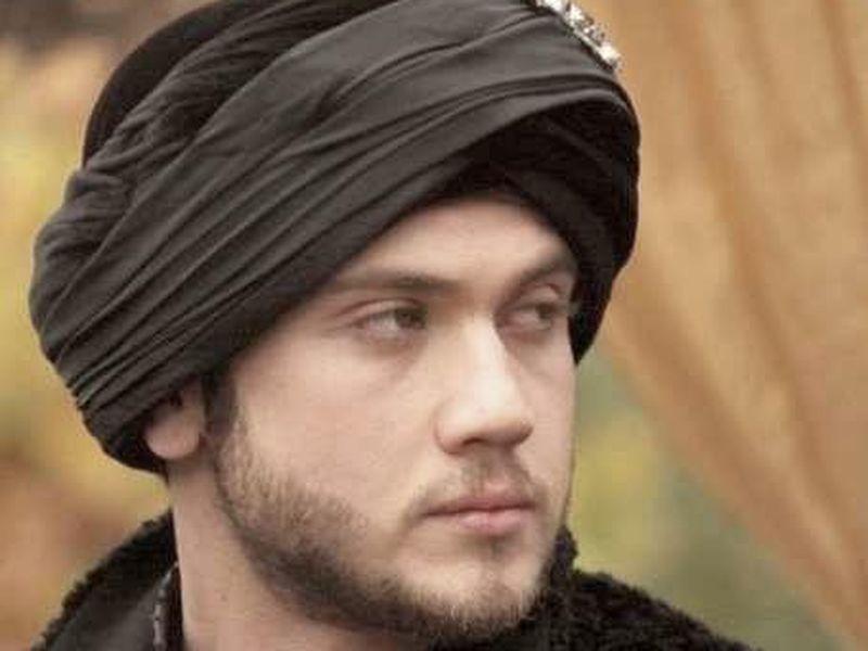 Aras in Suleyman Magnificul - Printul Baiazid
