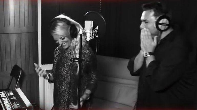 VIDEO Horia Brenciu si Delia au pregatit o piesa noua pentru fani! Uite cum suna - Sigur o sa fie hit