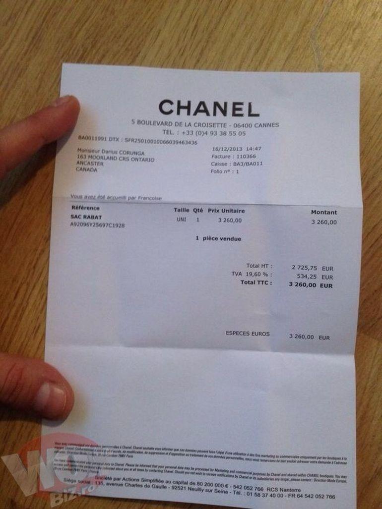 EXCLUSIV! Cat au costat DE FAPT hainele si gentile de firma ale Biancai! Am pus mana pe toate bonurile, iar suma este fabuloasa!