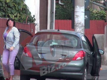 VIDEO Nu e banc si nici gluma. Magda Catone s-a ratacit pe strada Busolei!
