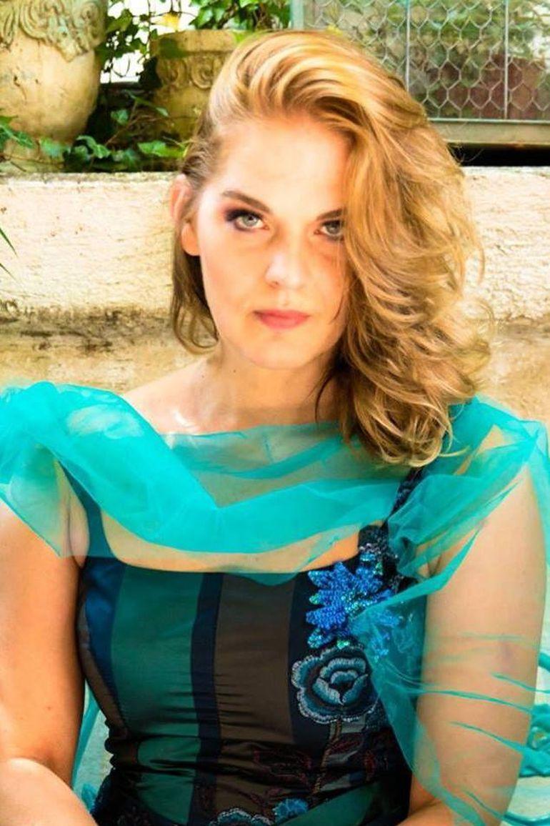 FOTO INCREDIBIL! Manuela Harabor, pictorial de senzatie in lumea modei!