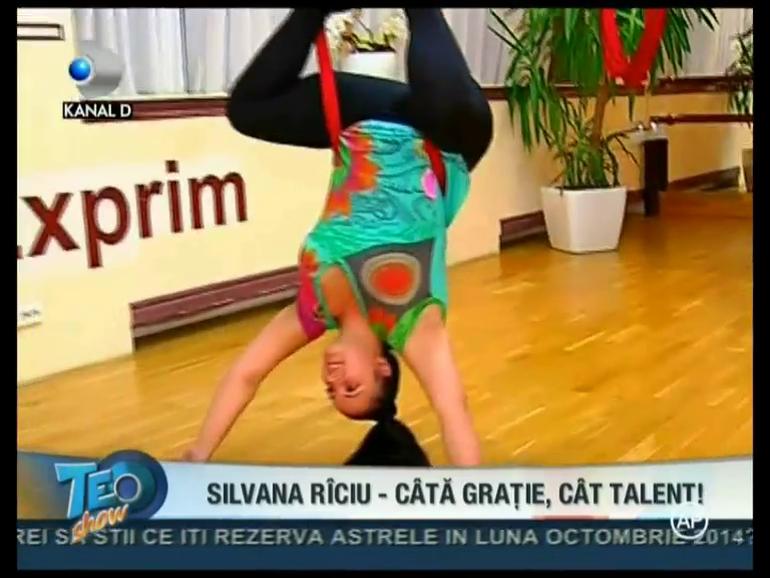 VIDEO Metoda inedita prin care Silvana Riciu s-a apucat de slabit!
