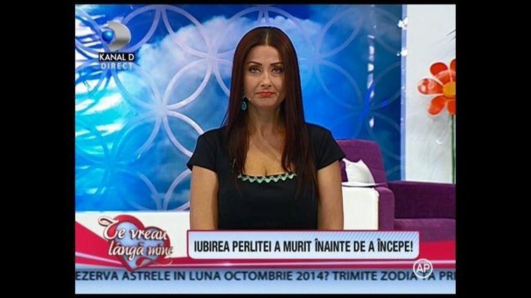 """EXCLUSIV! Gabriela Cristea nu reuseste sa-si revina din soc! Destinul dramatic al concurentului de la """"Te vreau langa mine""""! A murit la doua zile dupa ce isi intalnise marea iubire! Ieri Constantin a fost inmormantat"""