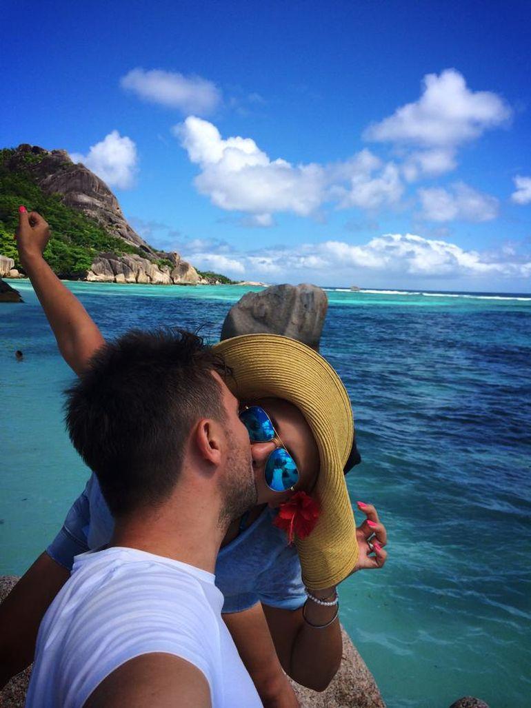 FOTO! Ioana, fiica milionarei Camelia Sucu, si sotul ei si-au petrecut luna de miere intr-o destinatie de vis! S-au iubit pe malul Oceanului Indian, in Seychelles!