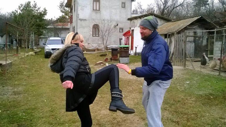 FOTO! Soacra il regreta pe sotul grec al Ioanei Dichiseanu! Atunci cand se intalneau, Simona si Ilias se distrau pe rupte! Vezi cum