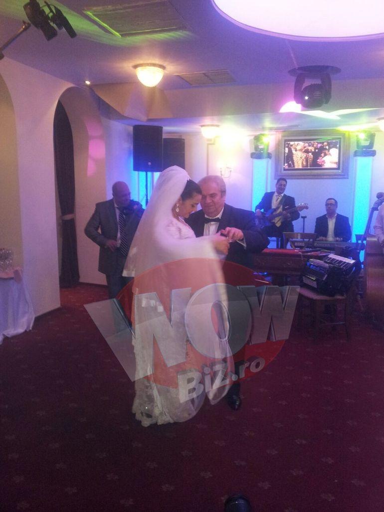 Cornelia Catanga a dansat